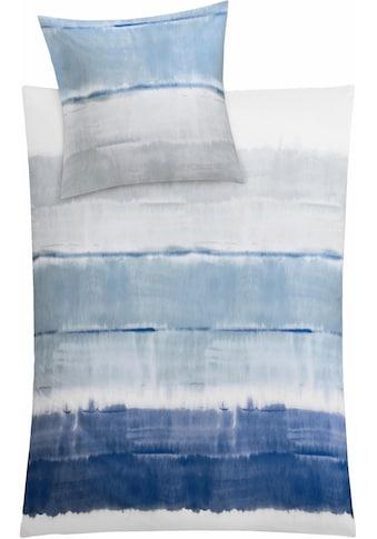 Kleine Wolke Bettwäsche »Long Beach«, mit breiten Streifen kaufen