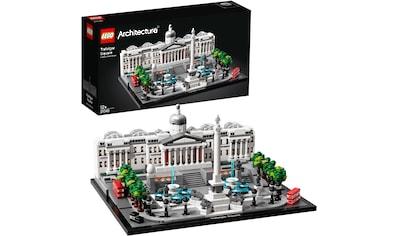 LEGO® Konstruktionsspielsteine »Trafalgar Square (21045), LEGO® Architecture«, (1197 St.), Made in Europe kaufen