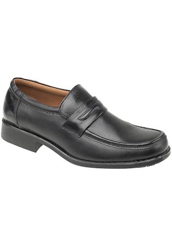 Amblers Safety Slipper »Manchester Herren Leder / Schuhe« kaufen