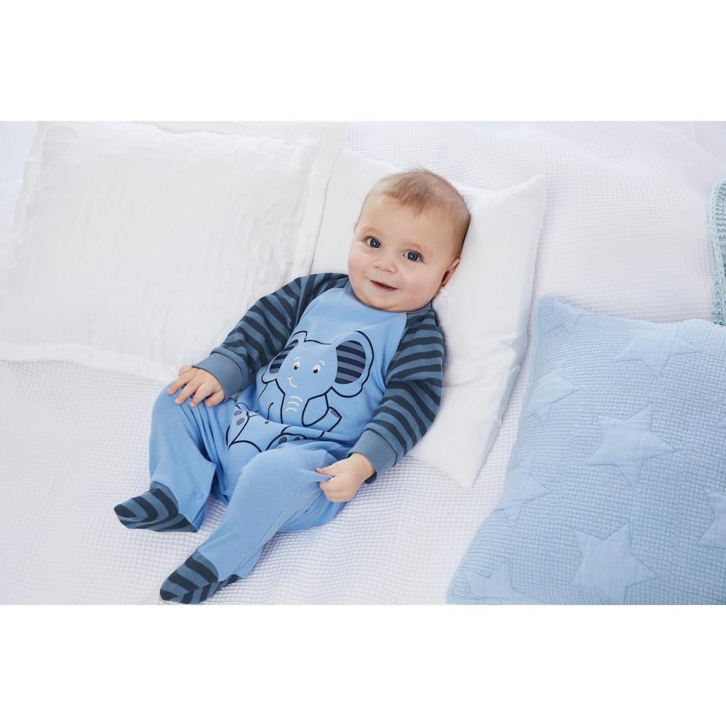 Klitzeklein Schlafoverall, aus Bio-Baumwolle
