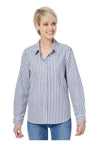 Casual Looks Bluse im lässig - gepflegten Look kaufen