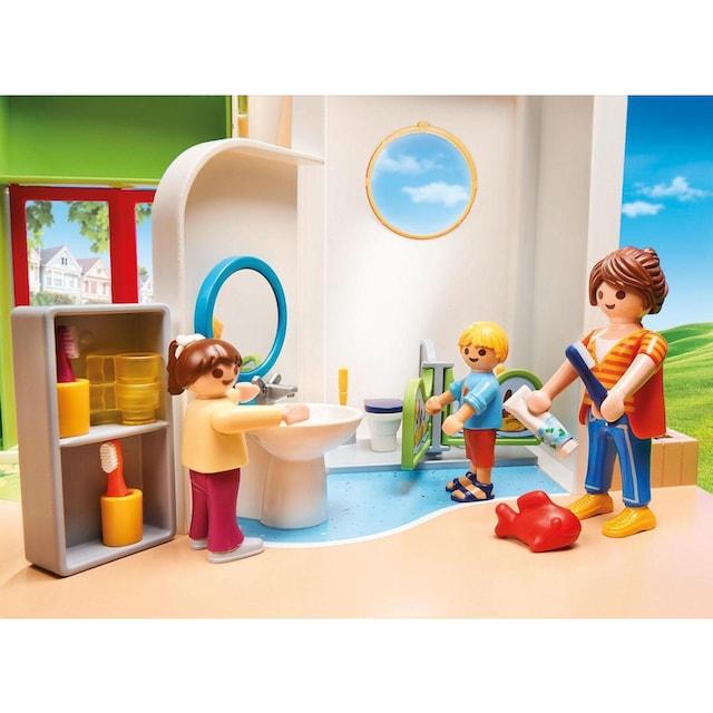 """Playmobil® Konstruktions-Spielset """"KiTa Regenbogen (70280), City Life"""""""