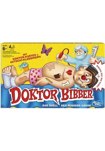 """Hasbro Spiel, """"Hasbro Gaming, Doktor Bibber"""" kaufen"""