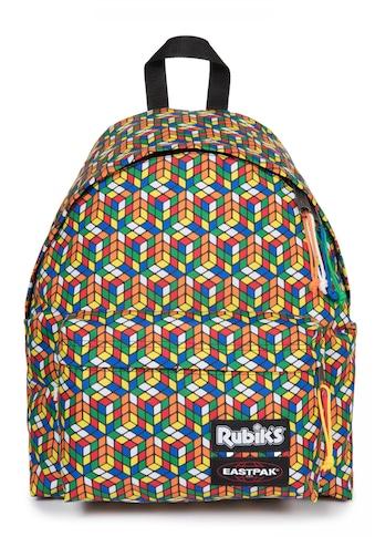 Eastpak Freizeitrucksack »PADDED PAK'R rubik's color« kaufen