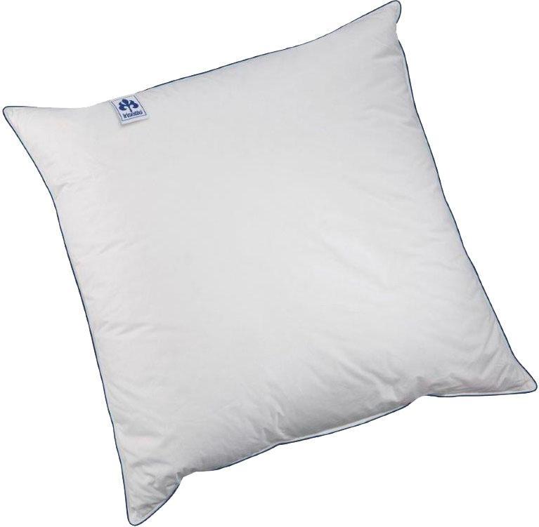 3-Kammer-Kopfkissen Svea Irisette Bezug: 100% Baumwolle