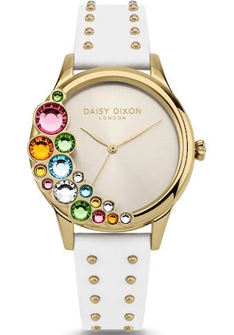 DAISY DIXON Quarzuhr »LILY #30, DD185W« (Set, 2 tlg., mit Clutch) kaufen