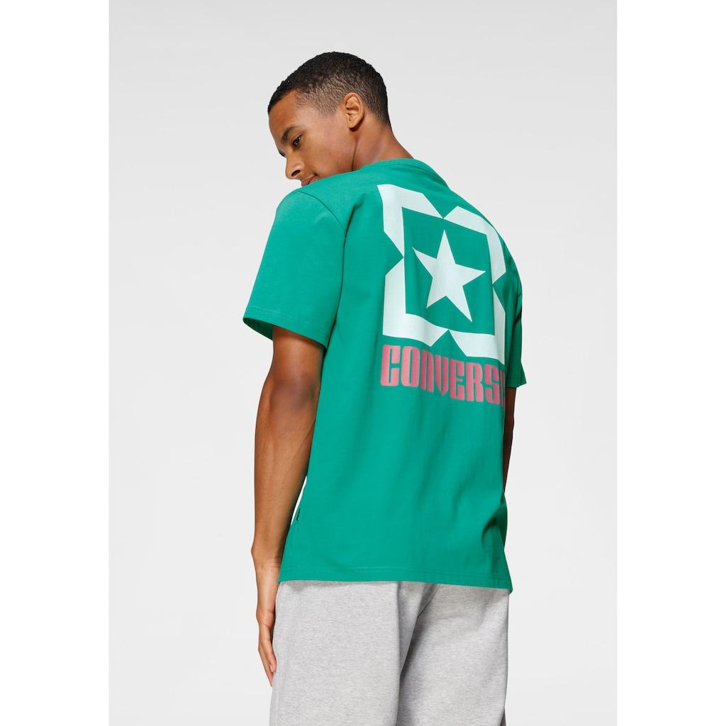 Converse T-Shirt »EXPLORER GRAPHIC TEE«