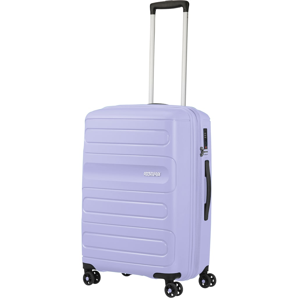American Tourister® Hartschalen-Trolley »Sunside, 68 cm«, 4 Rollen, mit Volumenerweiterung