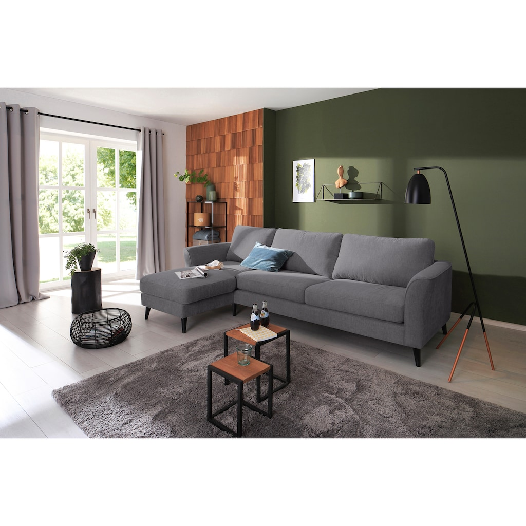 Home affaire Recamiere »Gröde«, extra weicher Sitzkomfort