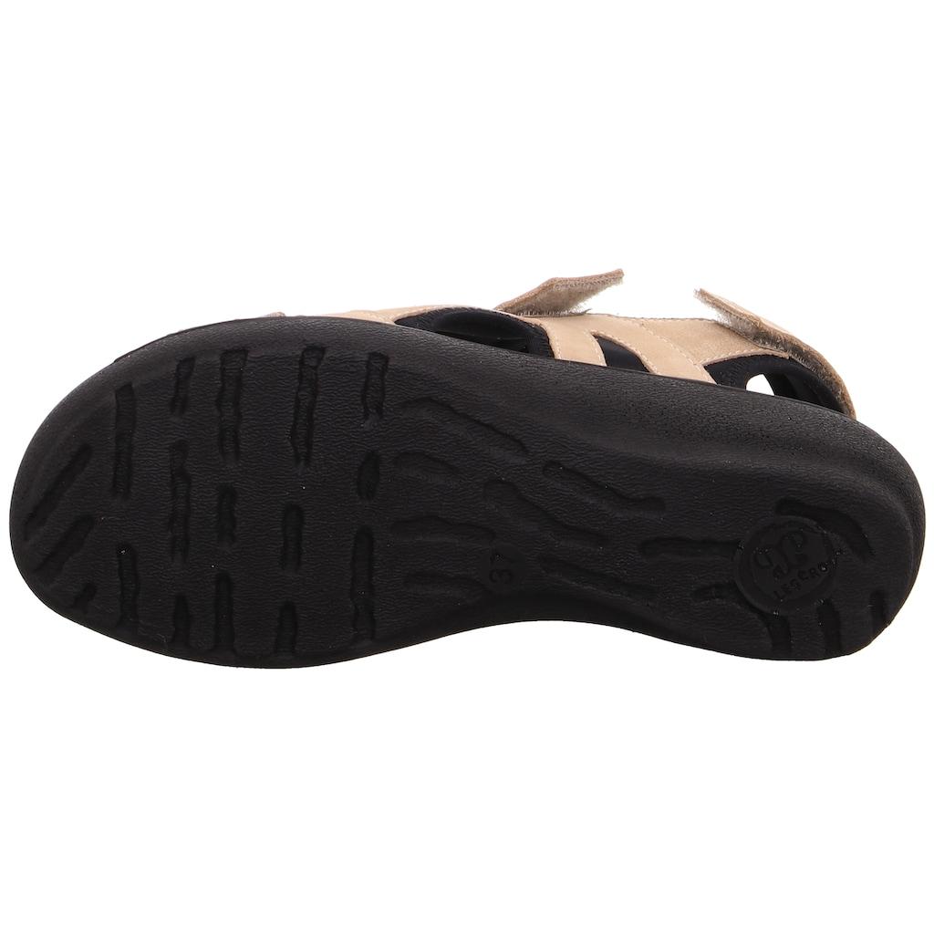 Legero Sandale »Gorla«, mit verstellbaren Klettverschlüssen