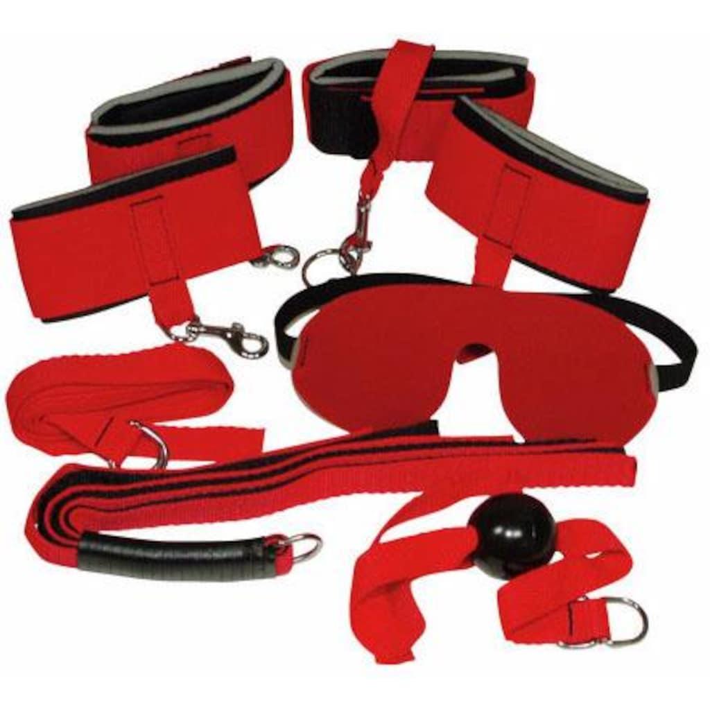Bad Kitty Bondage-Set »Red Giant«, (8 tlg.)