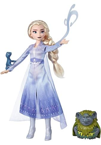 Hasbro Anziehpuppe »Die Eiskönigin II, Elsa im Reise-Outfit« kaufen