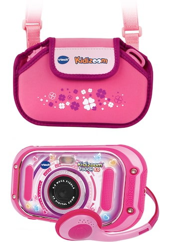 Vtech® Kinderkamera »KidiZoom Touch 5.0, pink«, inklusive Tragetasche kaufen