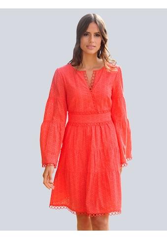 Alba Moda Strandkleid, mit edler Zierspitze kaufen