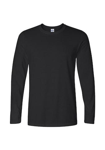 Gildan Longsleeve »Soft Style T - Shirt für Männer« kaufen