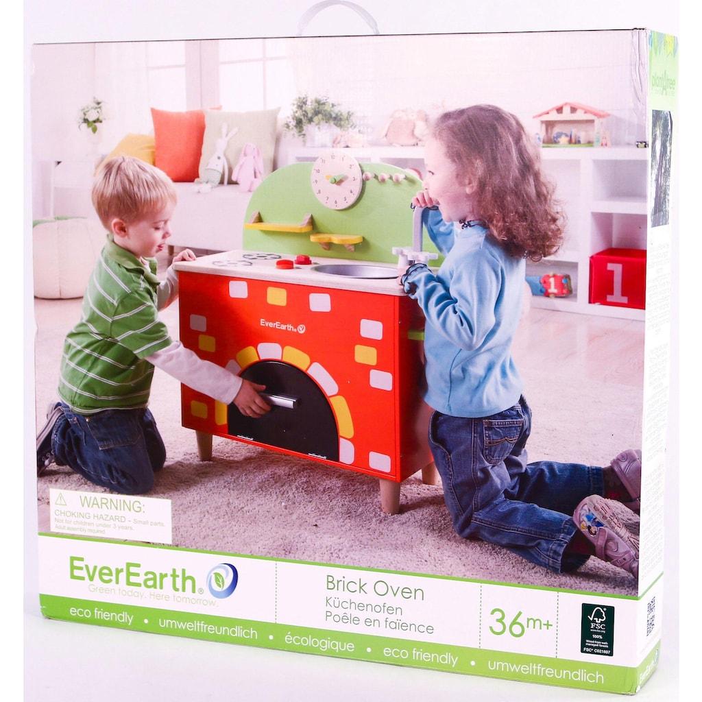EverEarth® Spielküche, FSC®-Holz aus gewissenhaft bewirtschafteten Wäldern