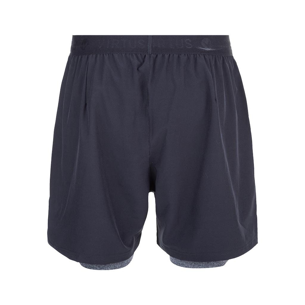 Virtus Shorts, mit innenliegender Funktionstights