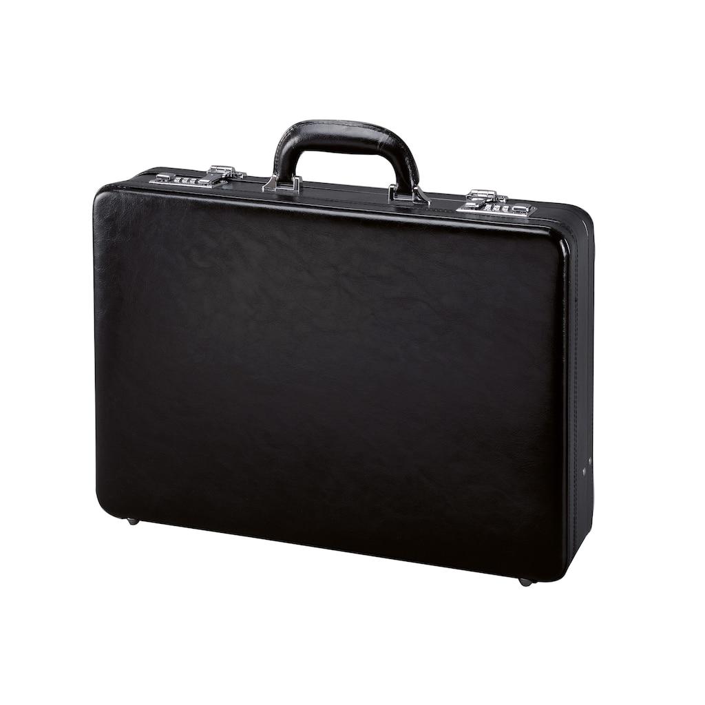 Alassio® Business-Koffer »Taormina, Attachékoffer«, aus Leder
