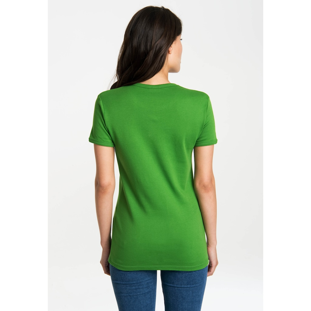 LOGOSHIRT T-Shirt »Der kleine Maulwurf«, mit lizenziertem Originaldesign