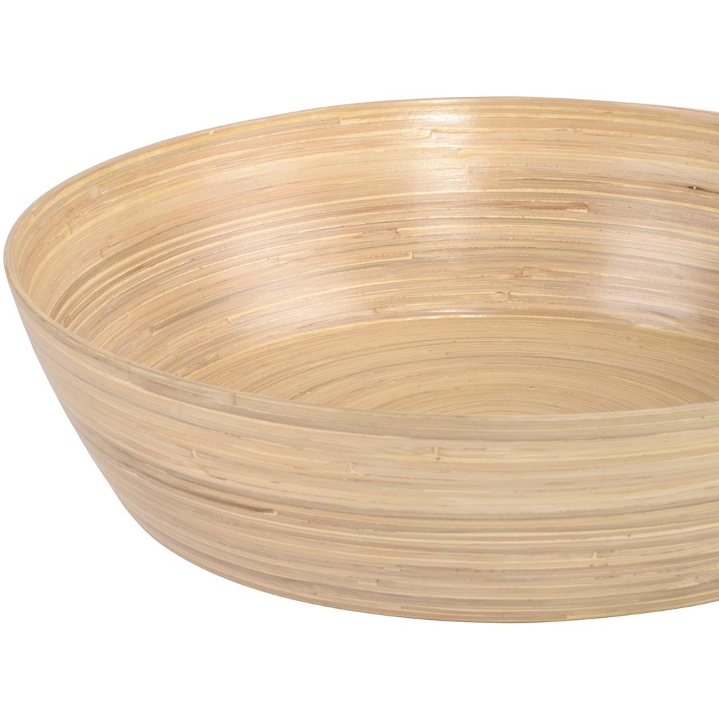 SILVIO design Tierkorb »Ajumi Gr. 2«, BxLxH: 60x60x15 cm, natur
