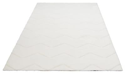 Leonique Teppich »Alvin«, rechteckig, 18 mm Höhe, Besonders weich durch Mikrofaser,... kaufen