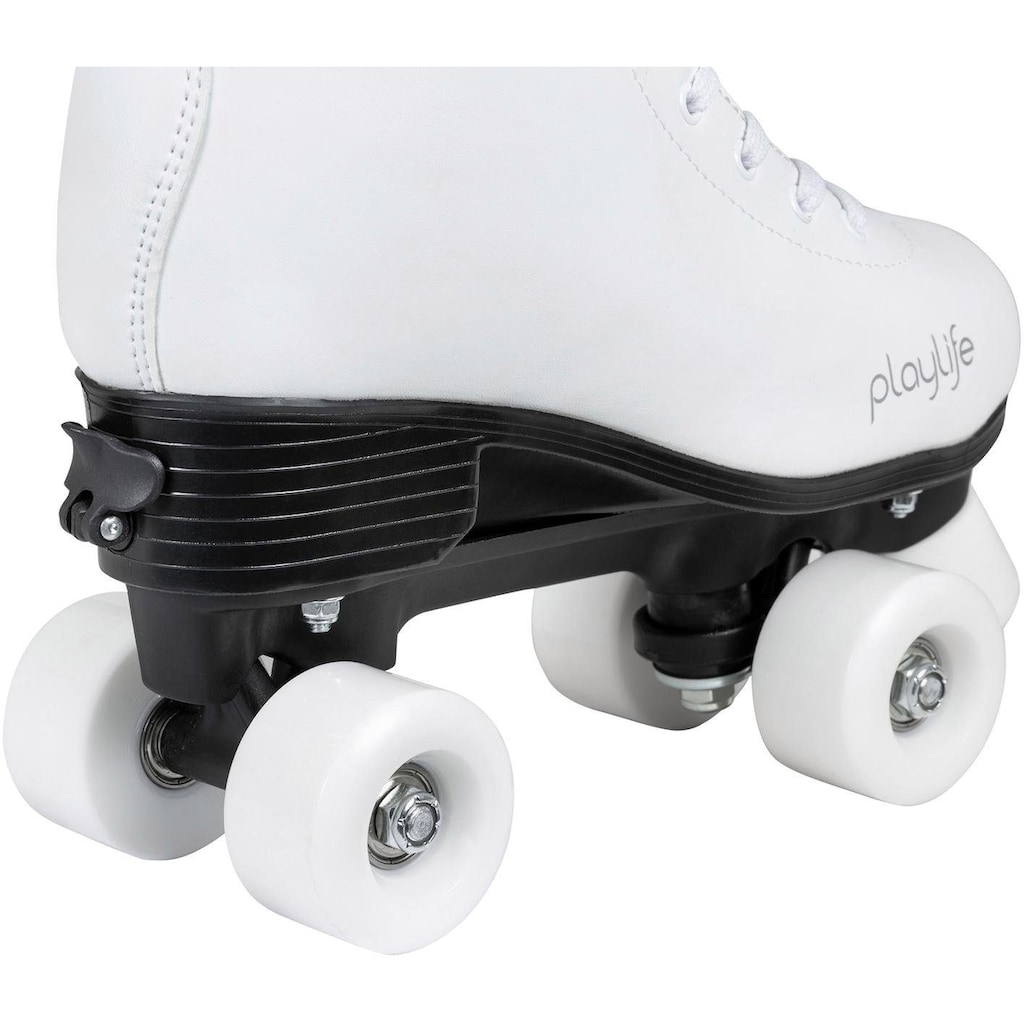 Playlife Rollschuhe »Classic White adjustable«