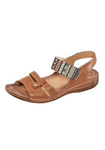 Naturläufer Sandalette, mit elastischem Band kaufen