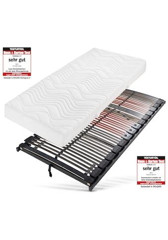 """Taschenfederkernmatratze + Lattenrost »""""Gloria & Premium Tech KF""""«, Beco, Anzahl Federn: 480 (Set) kaufen"""