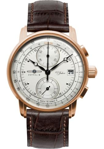 ZEPPELIN Chronograph »100 Jahre Zeppelin, 8672-1« kaufen