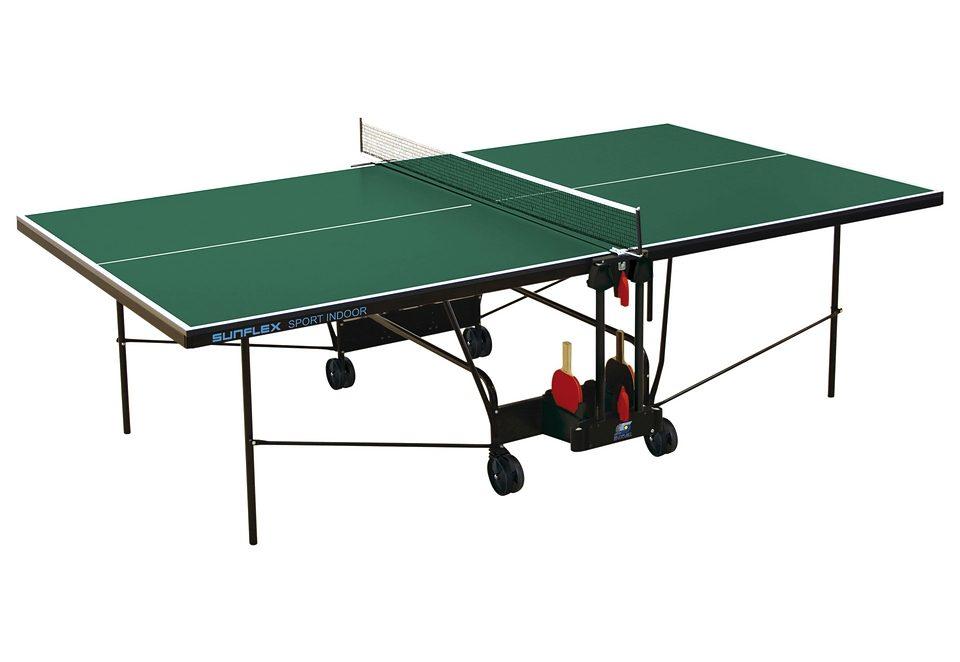 Sunflex Tischtennisplatte SPORT INDOOR Technik & Freizeit/Sport & Freizeit/Sportarten/Tischtennis/Tischtennis-Ausrüstung