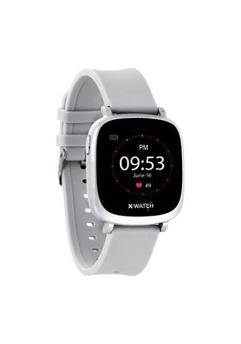 X - Watch Großartiger Sporttracker und Home Workout »IVE XW FIT  -  URBAN SLVER« kaufen