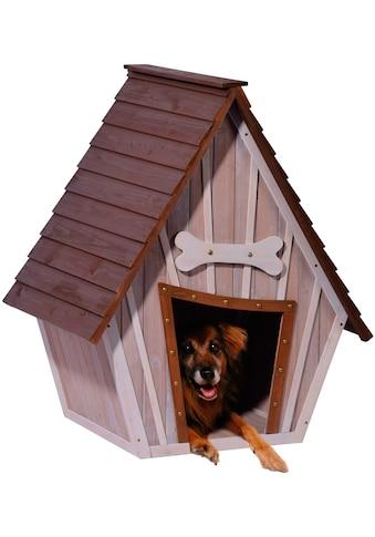dobar Hundehütte »XL«, BxTxH: 90x77x109 cm kaufen