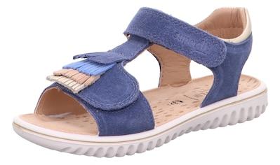 Superfit Sandale »Sparkle WMS Weiten-Messsystem: mittel«, im Ethno Look kaufen