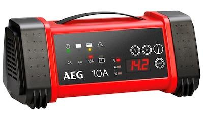AEG Autobatterie-Ladegerät »LT 10A«, 10000 mA, Mikroprozessor kaufen