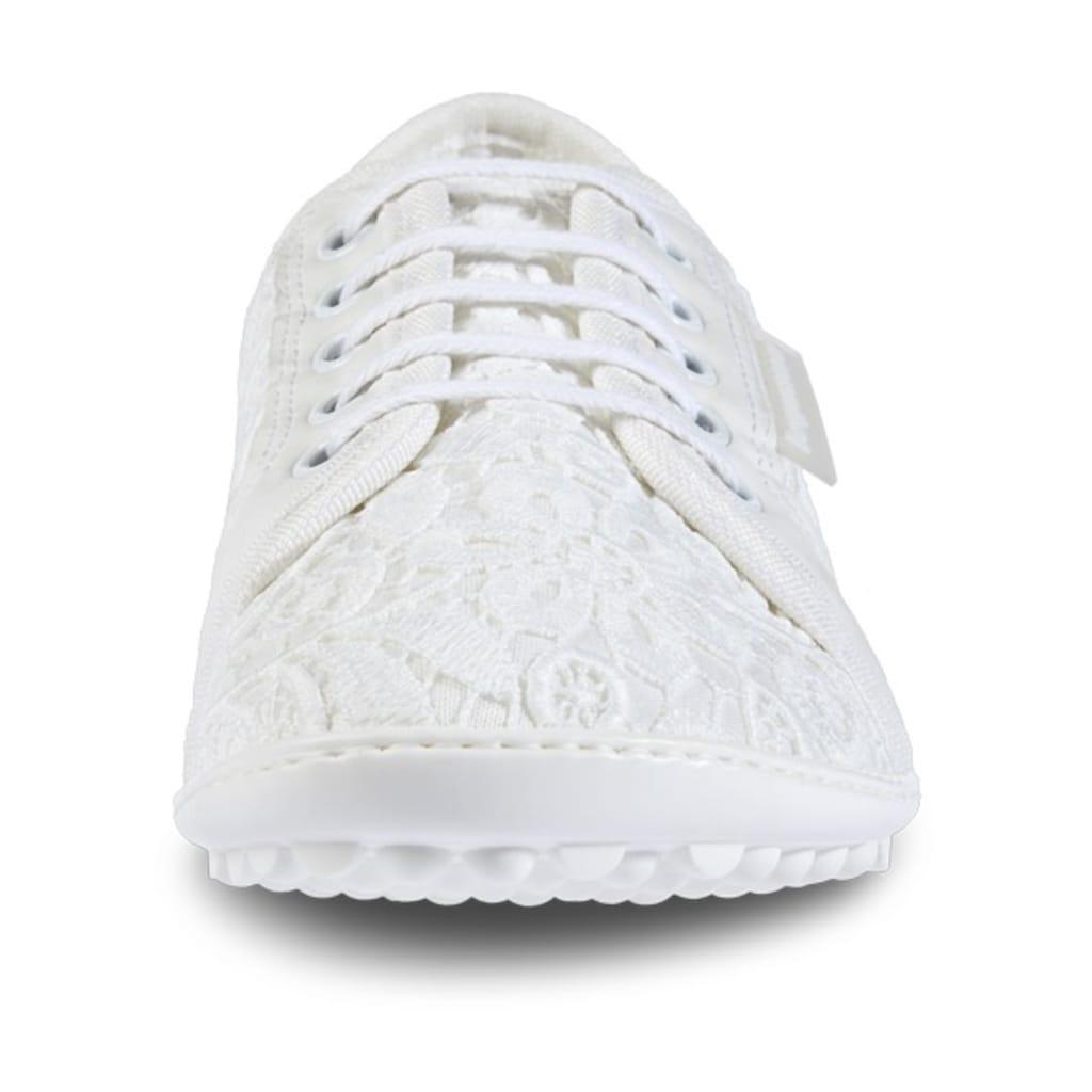 Leguano Sneaker »Barfußschuh AMALFI«, mit Fantasy Muster
