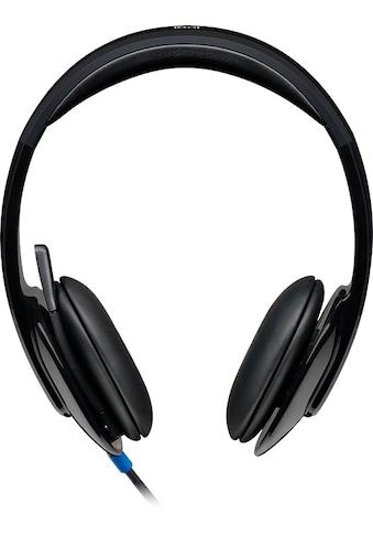 Logitech PC-Headset »H540 USB COMPUTER HEADSET« kaufen