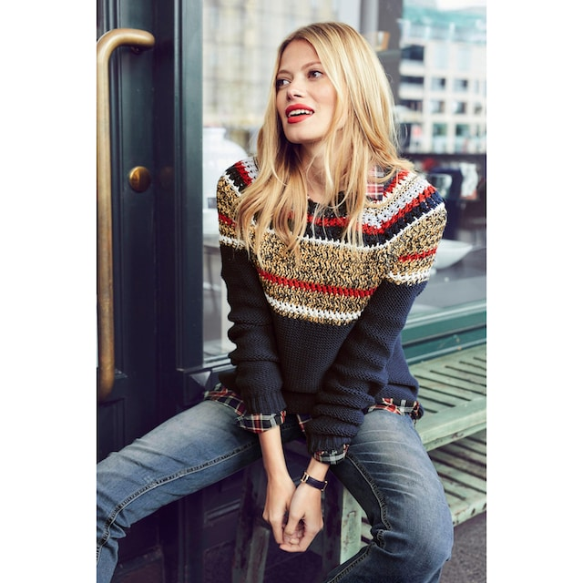 Aniston CASUAL Strickpullover