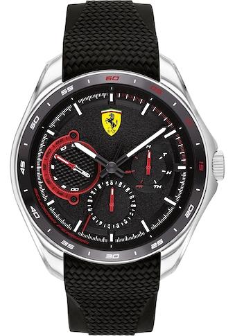 Scuderia Ferrari Multifunktionsuhr »Speedracer, 830683« kaufen