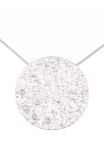 leslii Halskette mit Strasssteinen »Silver Glamour« kaufen