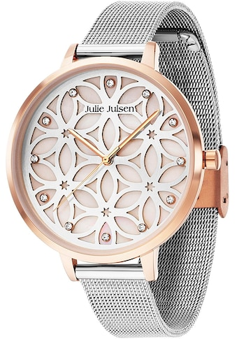 Julie Julsen Quarzuhr »Flower of Life, JJW104RGSME« kaufen