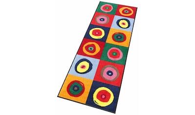 Läufer, »Sergej«, wash+dry by Kleen - Tex, rechteckig, Höhe 7 mm, gedruckt kaufen