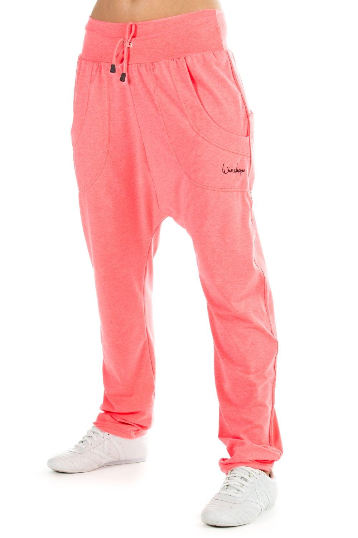Winshape Haremshose UNISEX 4Pocket Pants WH13 | Bekleidung > Hosen > Haremshosen | Rosa | Elasthan | Winshape
