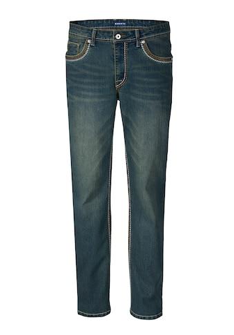 Babista 5-Pocket-Jeans, in moderner Used-Optik kaufen