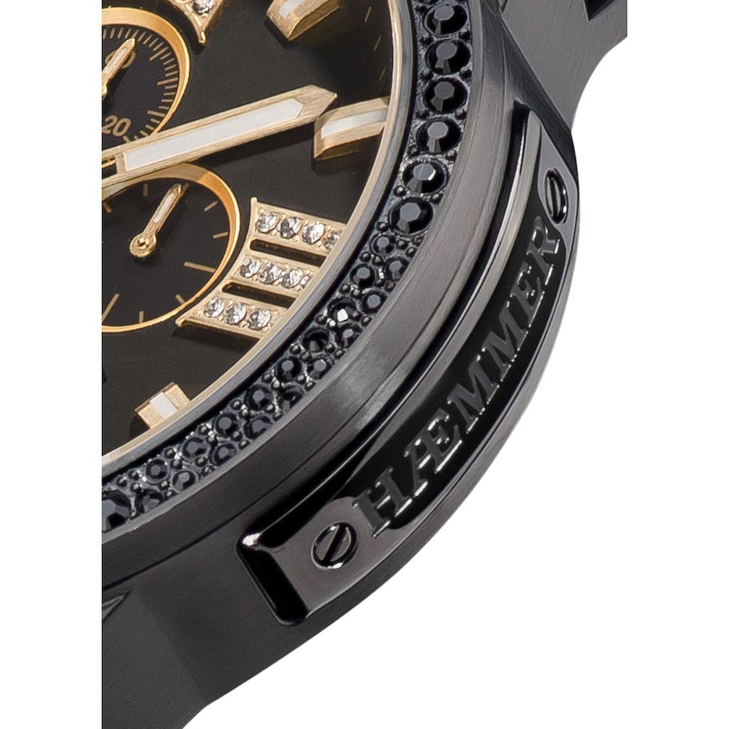HAEMMER GERMANY Chronograph »DARK NIGHT, E-002-Sg«
