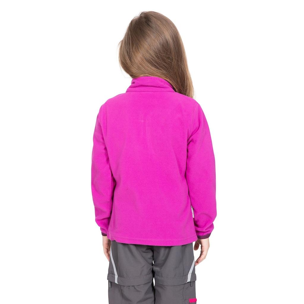 Trespass Fleeceshirt »Kinder Mädchen Microfleecepullover Sybil«
