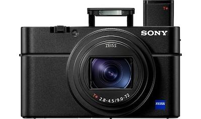 Sony »DSC - RX100M6« Kompaktkamera (ZEISS Vario - Sonnar T, 20,1 MP, 8x opt. Zoom, Bluetooth NFC WLAN (Wi - Fi)) kaufen