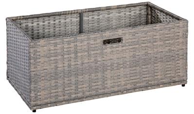 MERXX Kissenbox »Unterschiebbox groß«, Stahl/Kunststoff kaufen