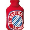 FC Bayern Wärmflasche »Logo«