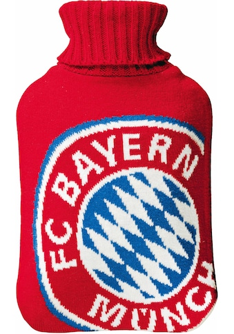 "FC Bayern Wärmflasche ""Logo"" kaufen"