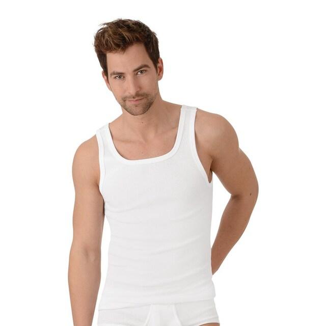 Trigema Träger-Unterhemd Feinripp im Doppelpack